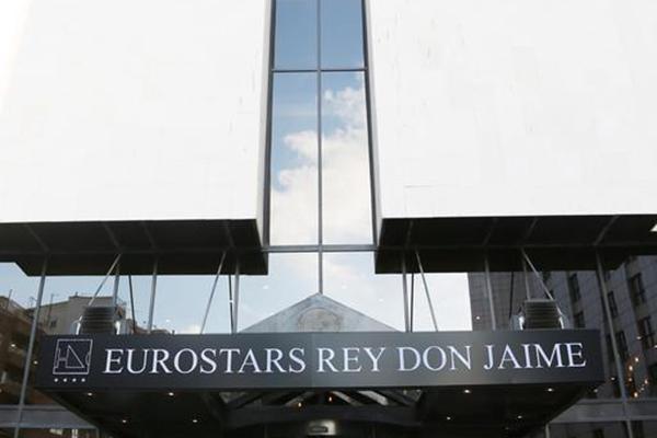 фото отеля Eurostars Rey Don Jaime (ex. Beatriz Rey Don Jaime) изображение №1