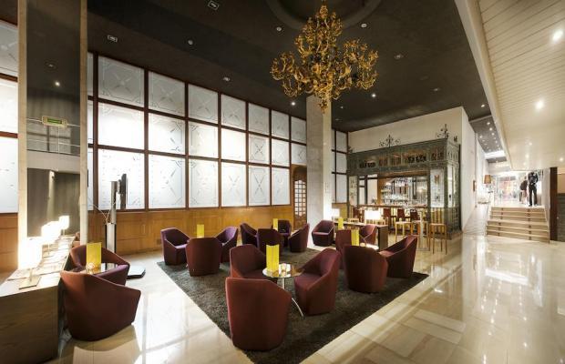 фото отеля Silken Ramblas Barcelona (ex. Ambassador Barcelona) изображение №17