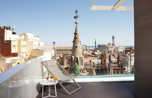 фотографии отеля Hotel Gaudi изображение №15