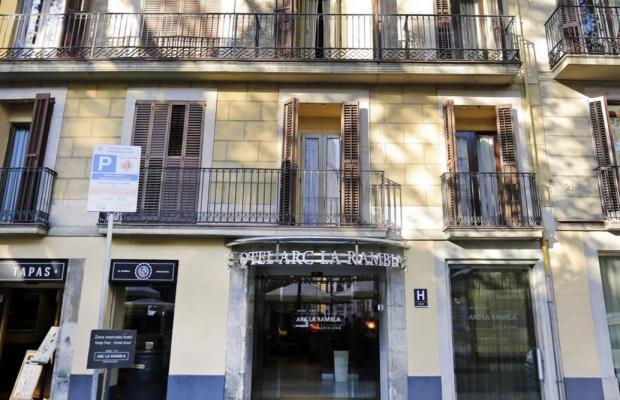 фото отеля Arc La Rambla изображение №1