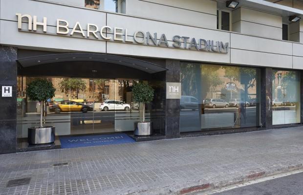 фото отеля NH Barcelona Stadium (ex. NH Rallye) изображение №1
