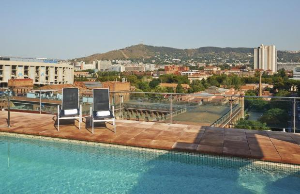 фото NH Barcelona Stadium (ex. NH Rallye) изображение №2