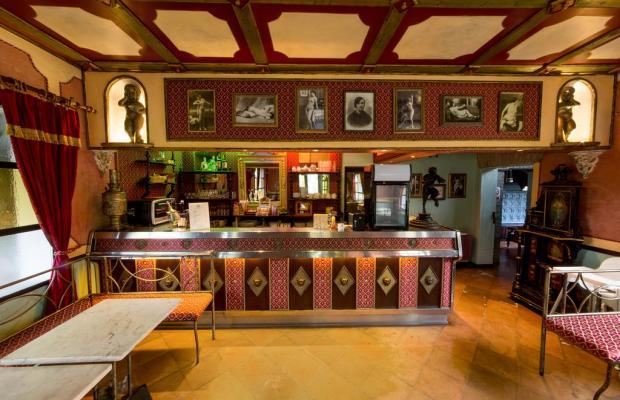 фотографии отеля Hotel Villino Della Flanella изображение №15