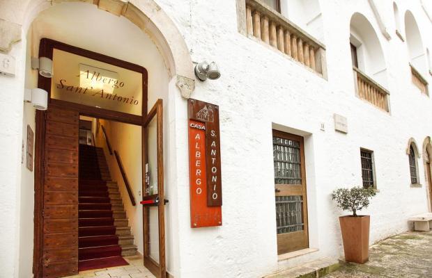 фотографии отеля Sant'Antonio изображение №3