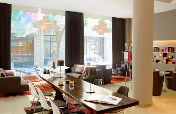 фото отеля Le Meridien Barcelona изображение №25