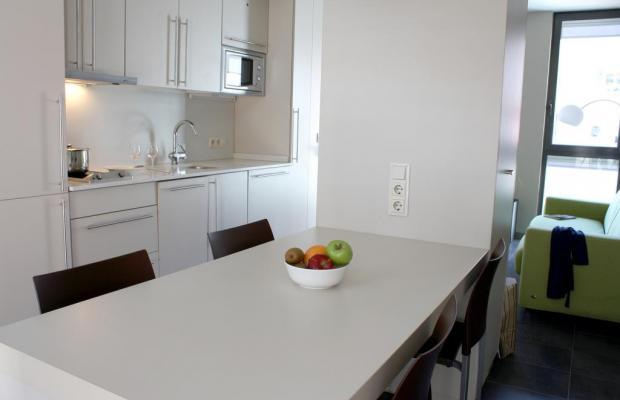 фото отеля Aparthotel BCN Montjuic изображение №13