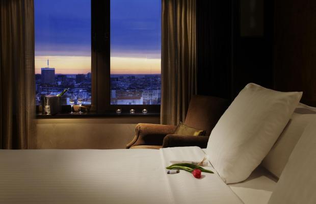 фото отеля Melia Barcelona Sarria изображение №17