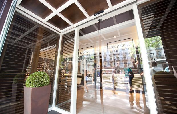 фото отеля Royal Ramblas изображение №13