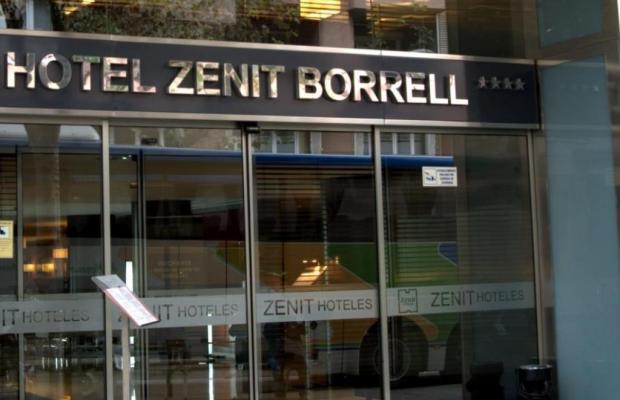 фотографии отеля Zenit Borrell изображение №3