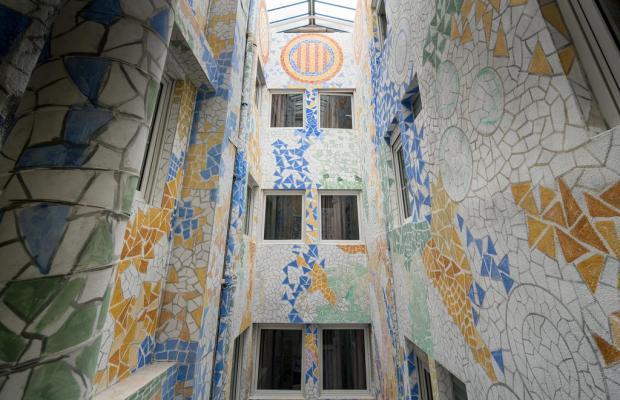фото отеля Catalonia Park Guell (ex. Catalonia Rubens) изображение №29