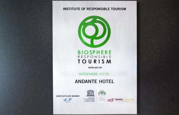 фото Andante Hotel изображение №38