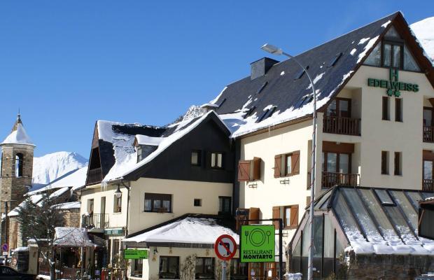фотографии отеля Hotel Edelweiss изображение №27