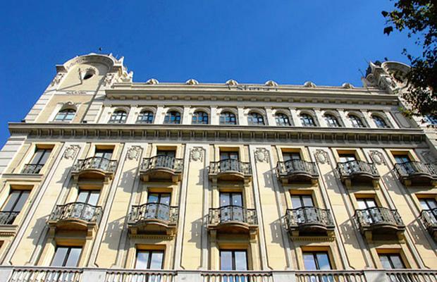 фотографии отеля Hotel Continental Barcelona изображение №3