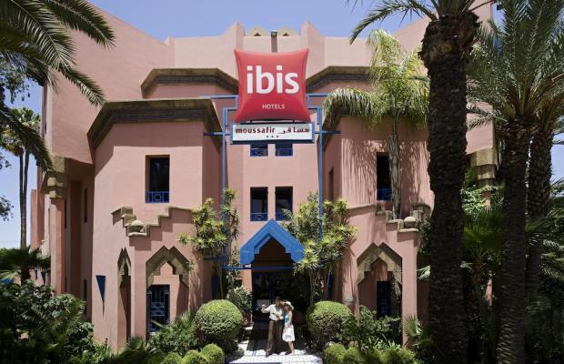 фото отеля Ibis Moussafir Marrakech Centre Gare изображение №1
