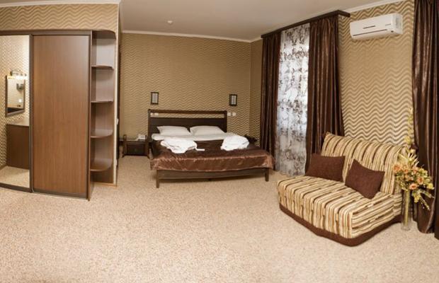 фотографии отеля Ночной Квартал (Nochnoy Kvartal) изображение №7