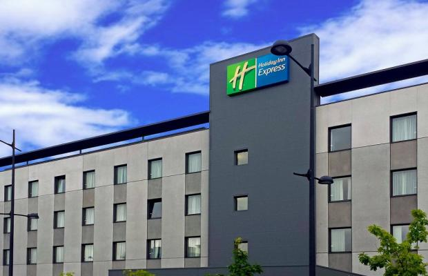 фото отеля Holiday Inn Express Bilbao изображение №1