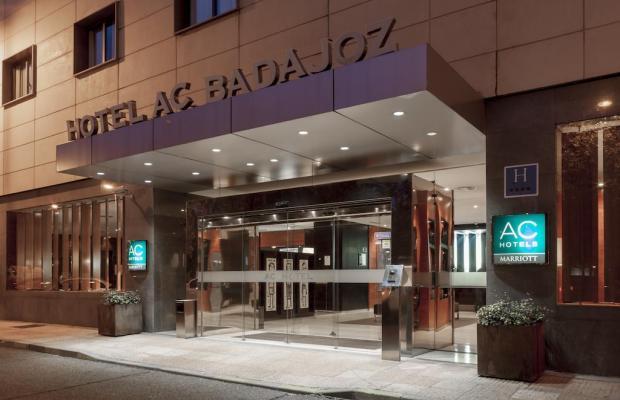 фотографии отеля AC Hotel Badajoz by Marriott изображение №7