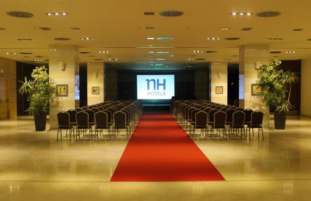 фотографии отеля NH Gran Hotel Casino Extremadura изображение №3