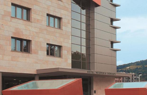фотографии отеля Hotel Hesperia Donosti изображение №19