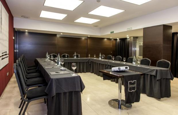 фотографии отеля Zenit Bilbao изображение №11