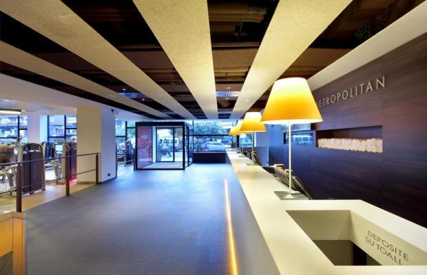 фотографии отеля Occidental Bilbao (ex. Holiday Inn Bilbao; Barcelo Avenida) изображение №31