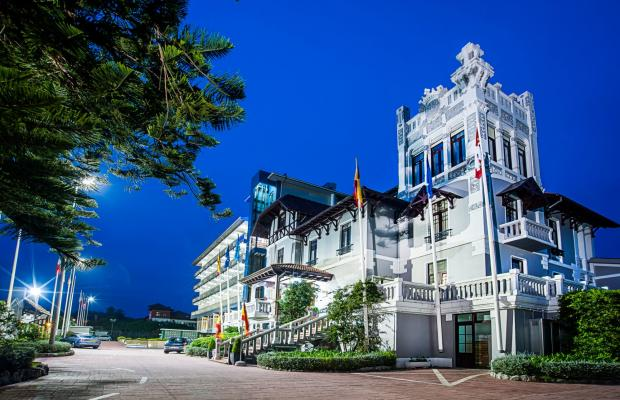 фотографии отеля Gran Hotel del Sella изображение №3