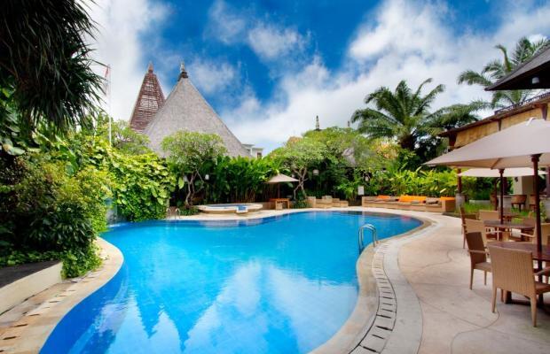 фотографии отеля Ramayana Resort and Spa изображение №39