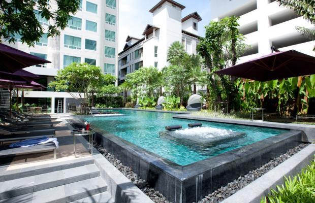 фотографии отеля Sukhumvit 12 Bangkok Hotel & Suites(ex.Ramada Hotel & Suites) изображение №3