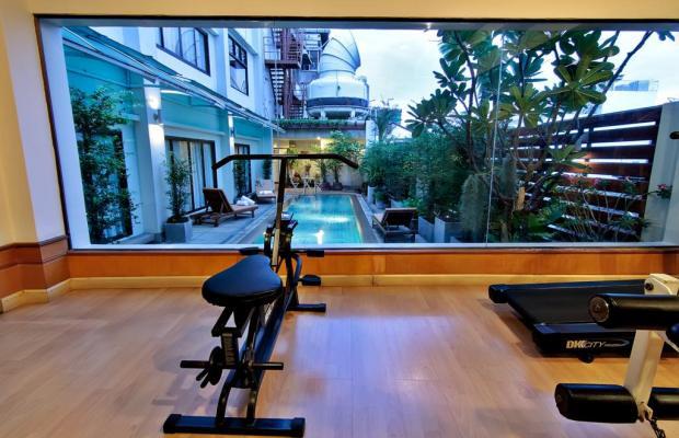 фотографии отеля Bossotel Inn Bangkok изображение №19