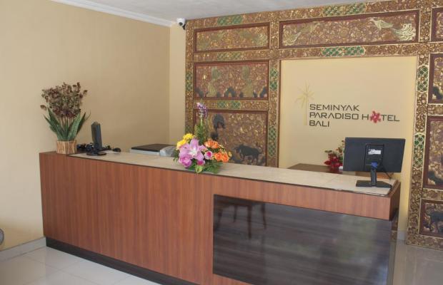 фотографии отеля Seminyak Paradiso изображение №11