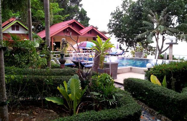 фотографии отеля Penny's Bungalow Resort изображение №3