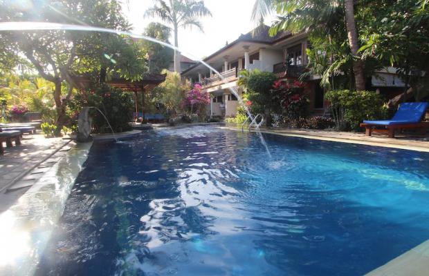 фотографии отеля Taman Agung Sanur изображение №3