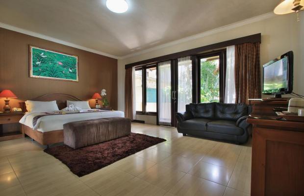 фотографии отеля Taman Ayu Cottage изображение №27