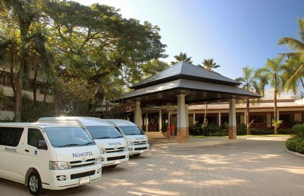 фотографии отеля Novotel Rayong Rim Pae Resort изображение №31