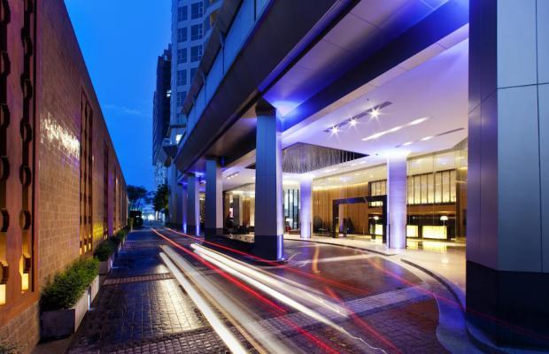 фотографии отеля Anantara Bangkok Sathorn изображение №3
