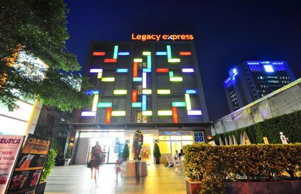 фотографии отеля Legacy Express by Compass Hospitality изображение №3