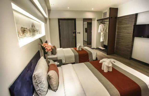 фото Nouvo City Hotel изображение №10