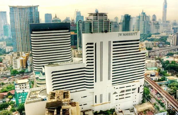 фото JW Marriott Hotel изображение №30