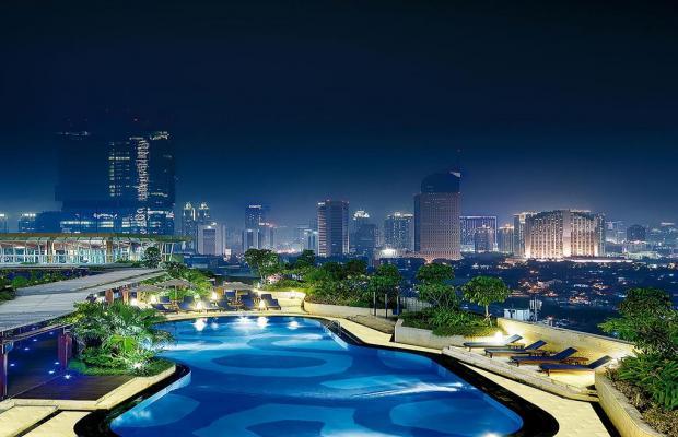 фотографии отеля Indonesia Kempinski Jakarta изображение №19