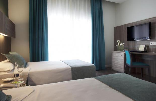фотографии отеля Hotel Serrano (ex. Husa Serrano Royal) изображение №23