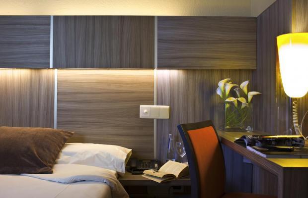фото отеля Hotel Serrano (ex. Husa Serrano Royal) изображение №17