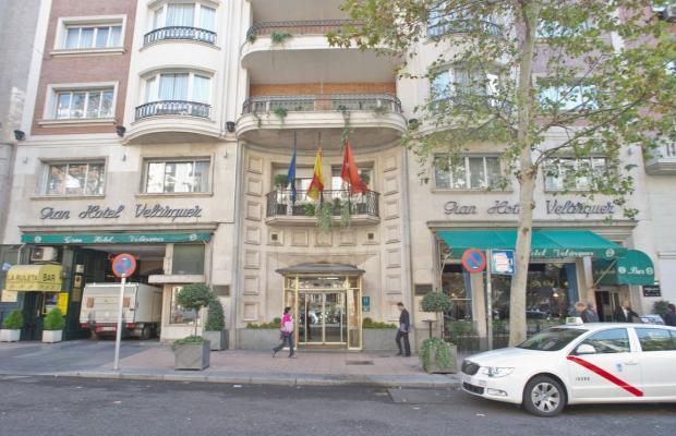 фото отеля Gran Hotel Velazquez изображение №1
