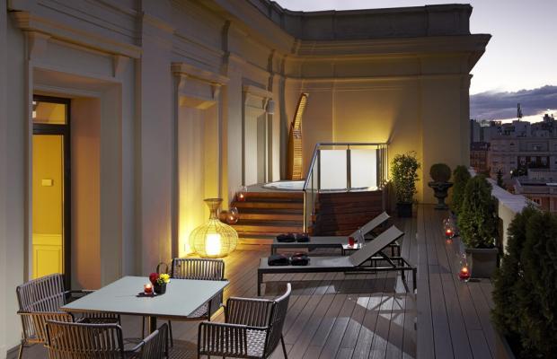 фотографии отеля Gran Melia Fenix изображение №35