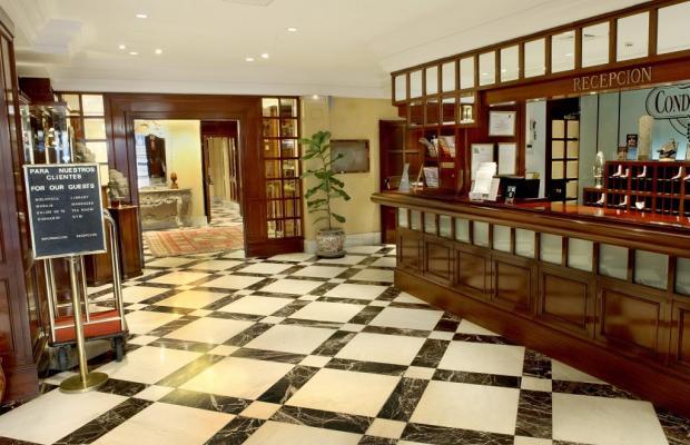 фото Sercotel Gran Hotel Conde Duque изображение №34