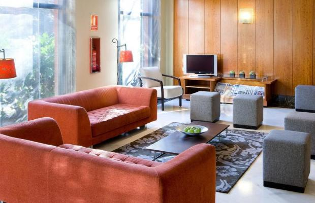 фотографии отеля Hotel NH Pozuelo Ciudad de la Imagen изображение №7