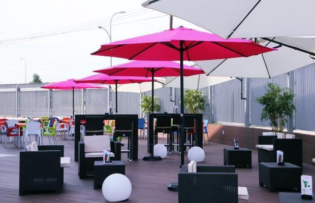фото отеля Crowne Plaza Madrid Airport (ex. Crowne Plaza Madrid) изображение №5