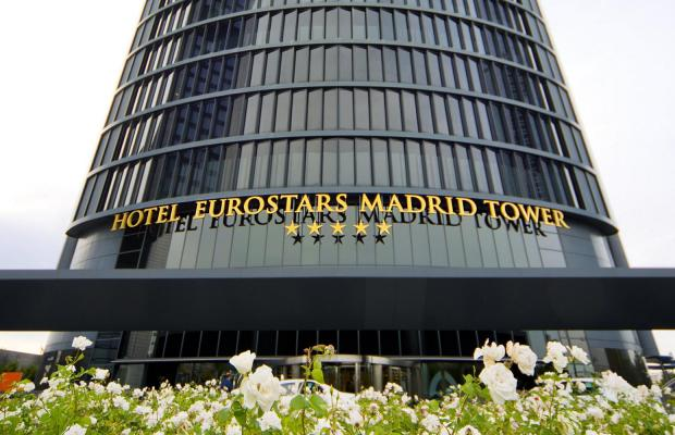 фото отеля Eurostars Madrid Tower изображение №1