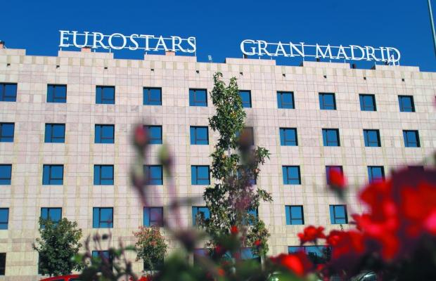 фото Eurostars Gran Madrid изображение №26