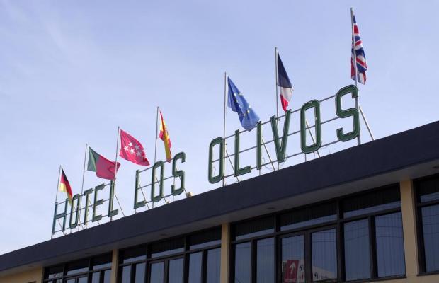 фотографии отеля Los Olivos изображение №27