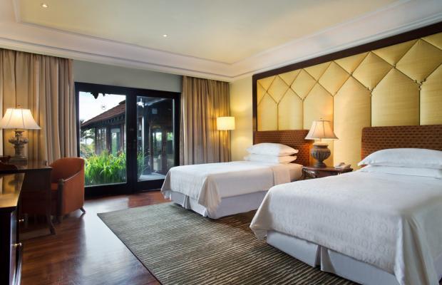 фотографии отеля Sheraton Senggigi Beach Resort изображение №3